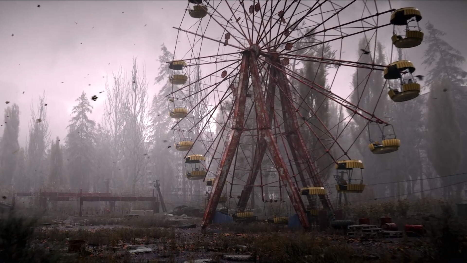S.T.A.L.K.E.R. 2 Resurfaces With a Creepy New Trailer