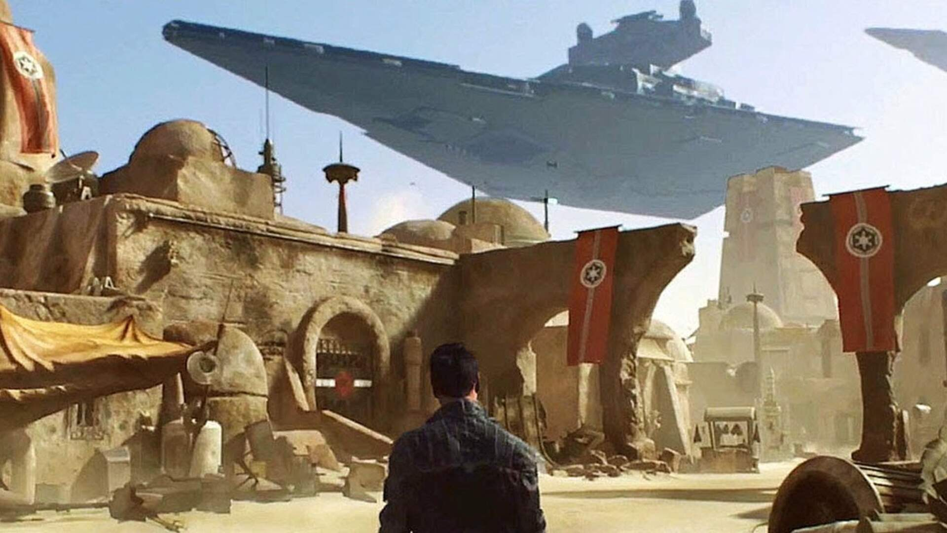 "Canceled Star Wars Project Ragtag Would Have Been ""the Best Star Wars Game Ever Made,"" Says Ex-Producer"