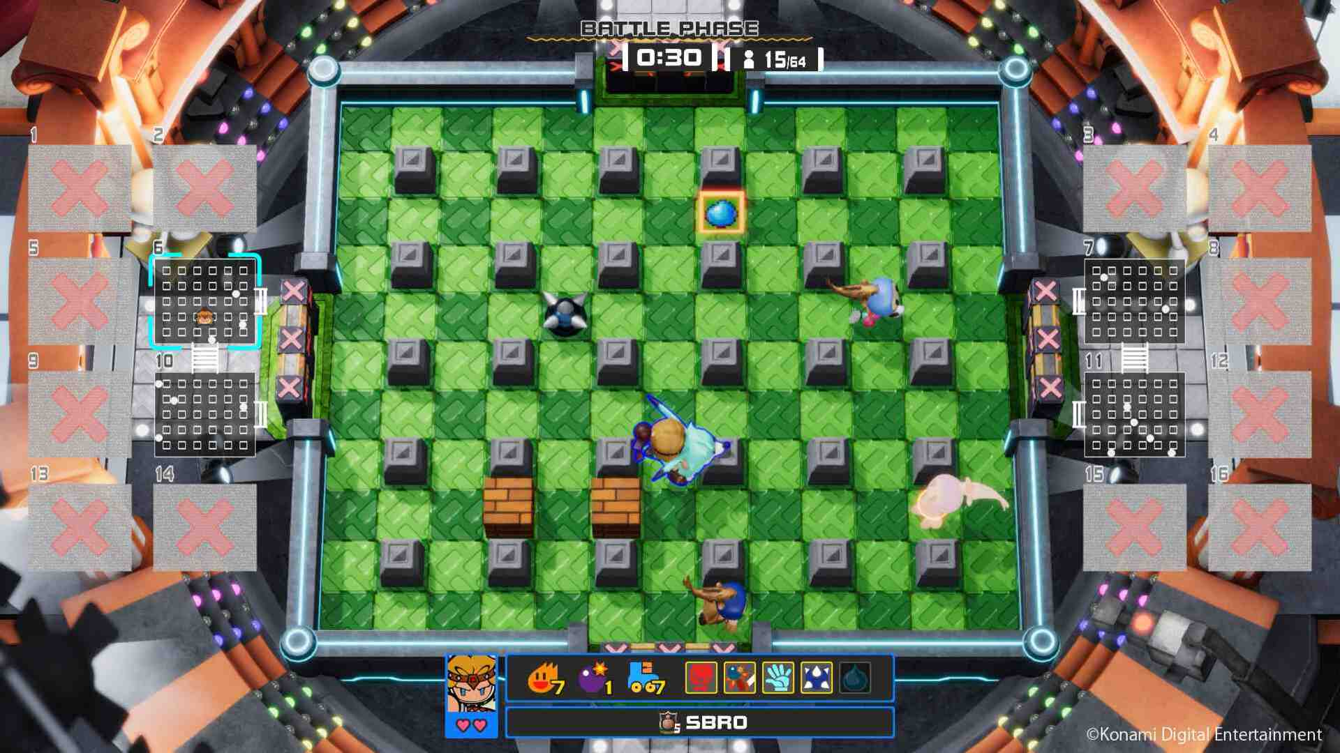 Super Bomberman R Online Brings Bomberman Battle Royale to Stadia, Where No One Will Hear the Boom