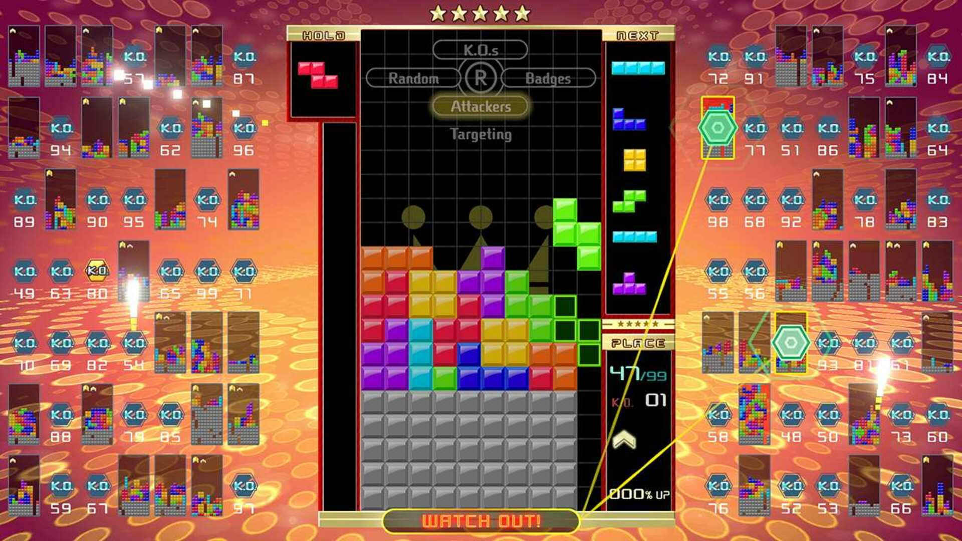 Tetris 99's Biggest Fan Is The Father of Tetris Himself, Alexey Pajitnov
