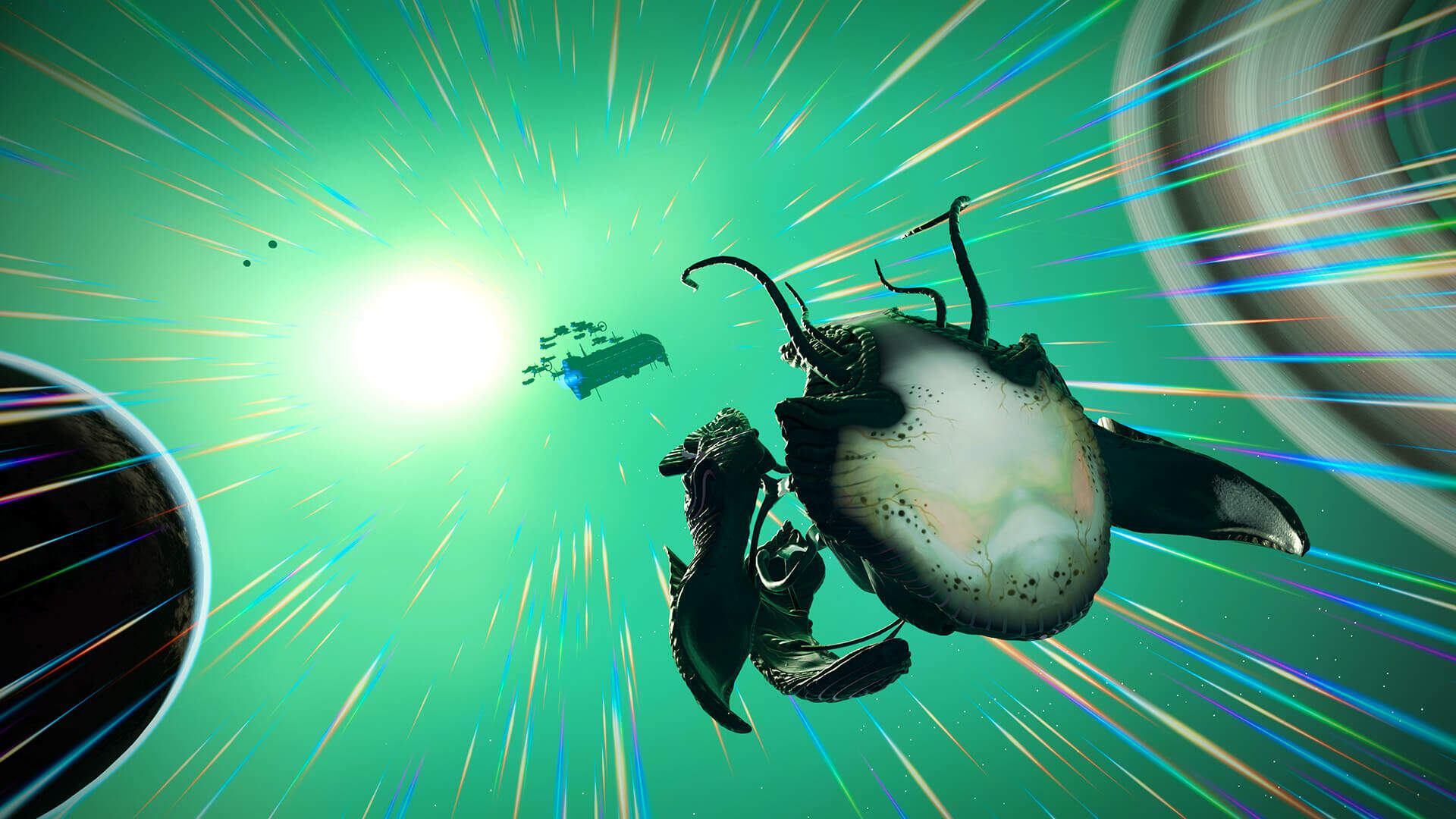 No Man's Sky: How to Trigger the Starbirth Mission