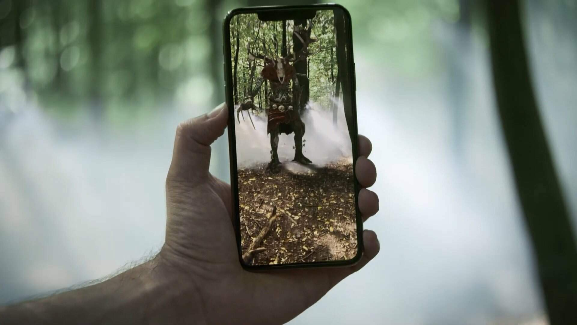 There's a Witcher AR Mobile Game Launching Later This Year