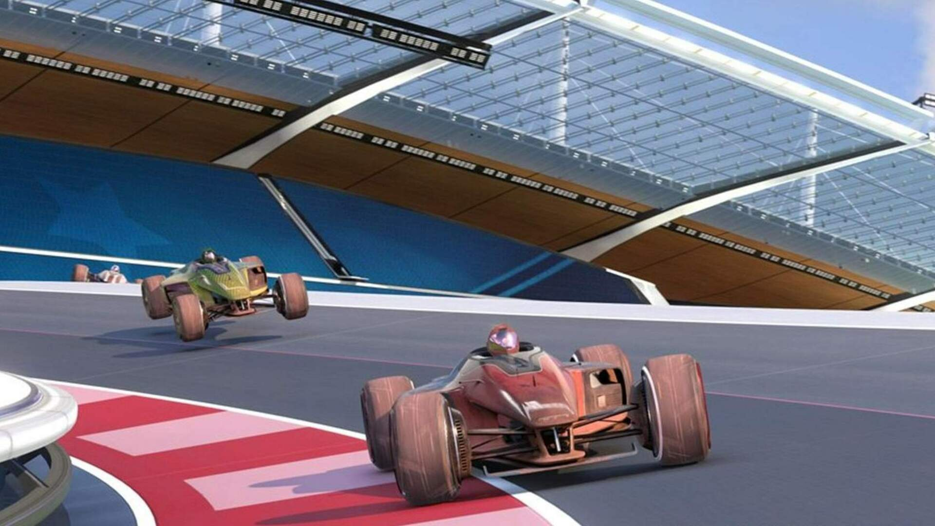 """Trackmania Nations Getting Remade With """"Regular Updates"""" Planned"""