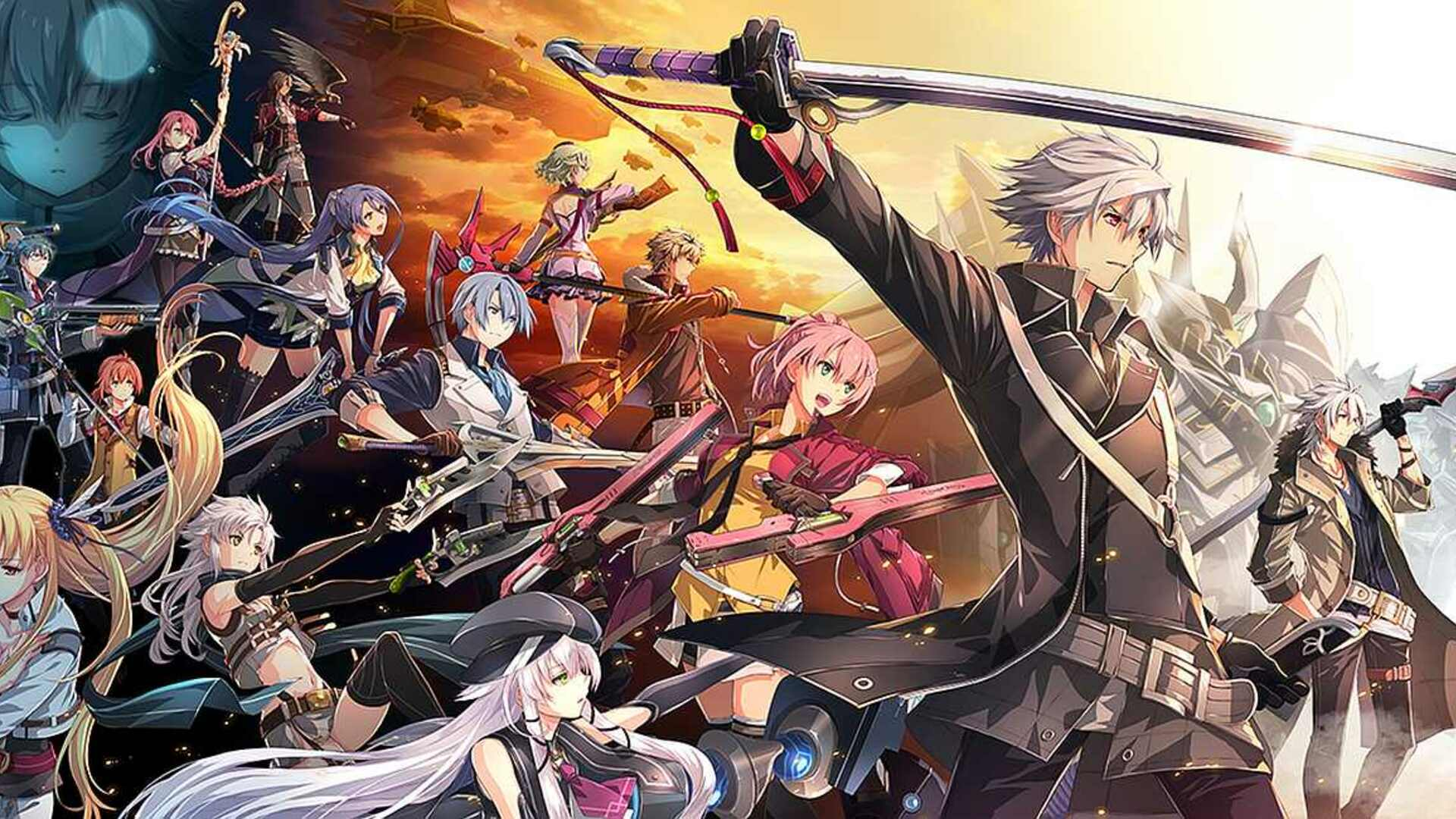 Trails of Cold Steel 4 Is Out Today, But Don't Start Your Journey With It