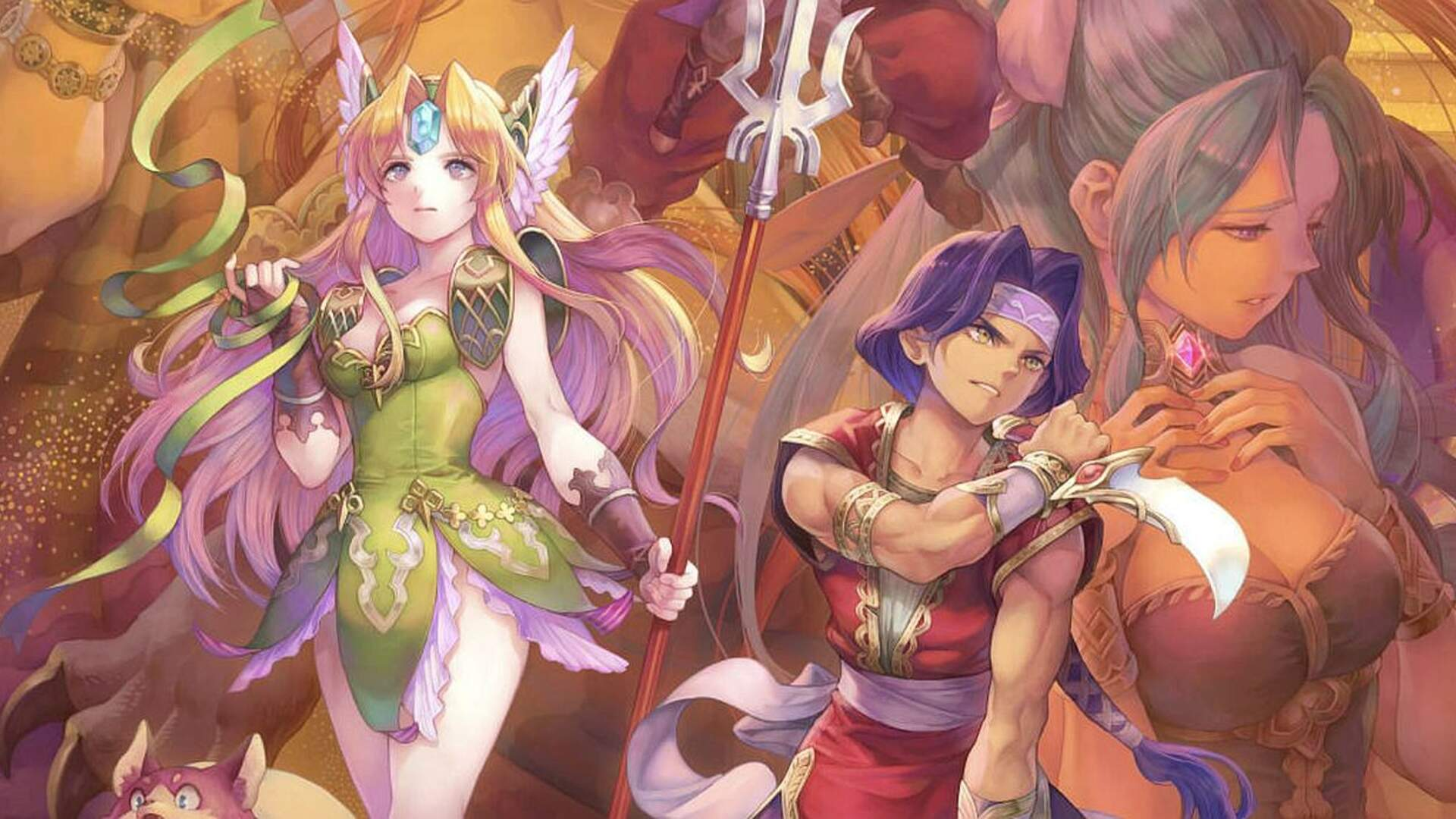Trials of Mana Review: A Sort of Homecoming