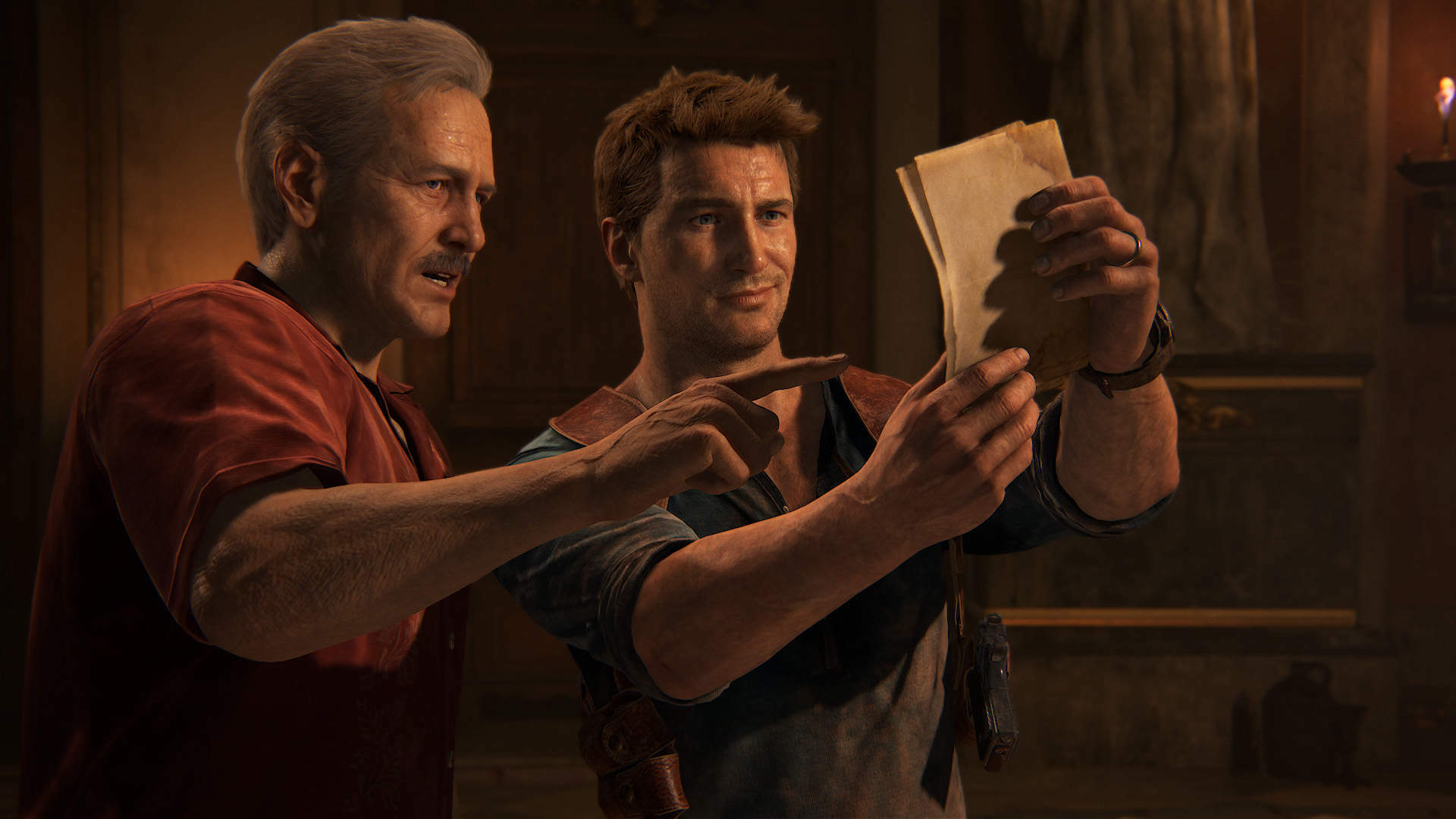 Antonio Banderas Leads the New List of Actors Joining the Uncharted Movie