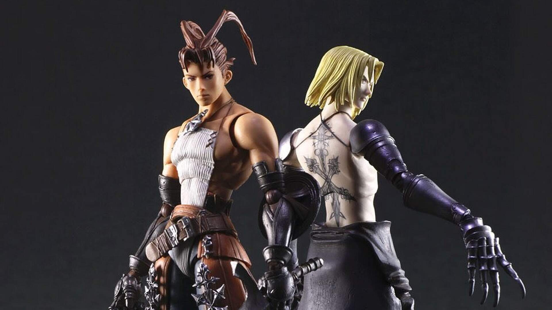 Vagrant Story Is Getting Bring Arts Figures for Its 20th Anniversary, but Will Ashley Riot Still Forego Pants?
