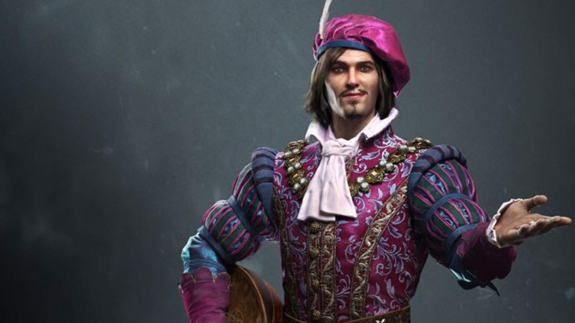 The Witcher's Jaskier Nearly Sported Dandelion's Classic Hat