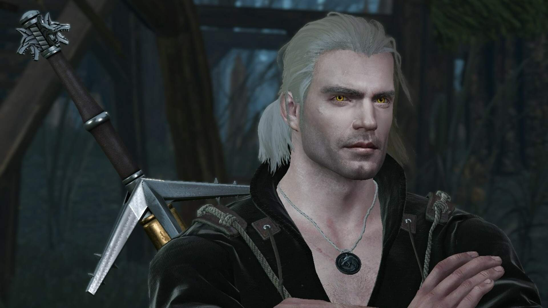 Modders Are Putting Henry Cavill's Geralt in The Witcher 3