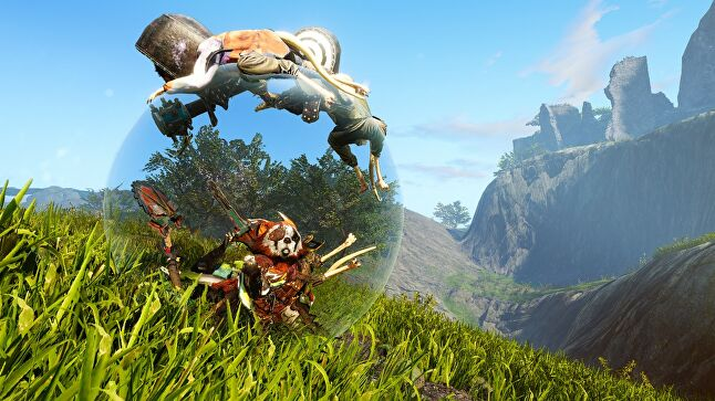New IP Biomutant is set to be one of THQ's biggest releases in 2021, as the publisher continues to offer more than licensed games