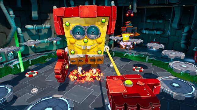 Battle For Bikini Bottom is yet another example of titles tapping into nostalgia for past generations of games