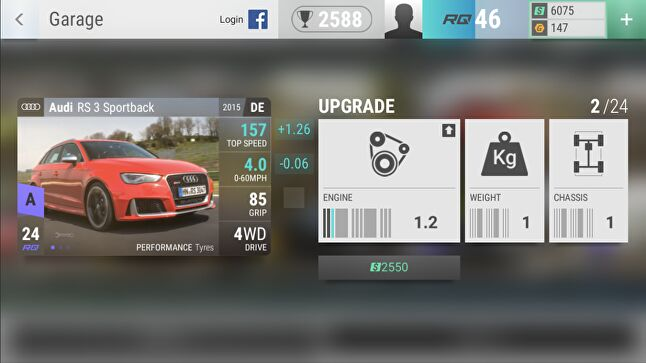 Top Drives is a prime example of the developer's specialty: games for racing fans that aren't necessarily about racing