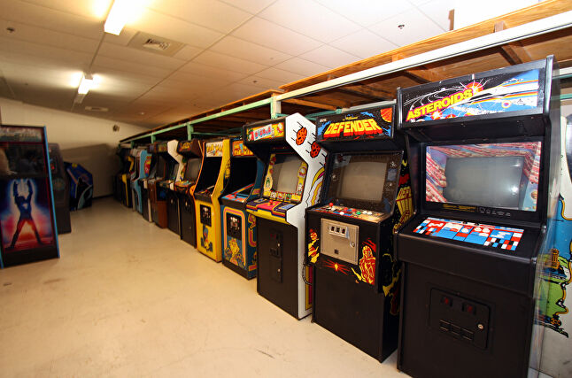 Museums are hoping to preserve classic arcade industry