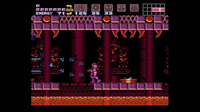 Metroid is built on new abilities allowing players to explore new areas