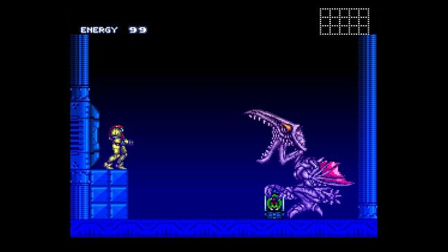 Super Metroid's story follows the old adage: Keep it Simple, Samus