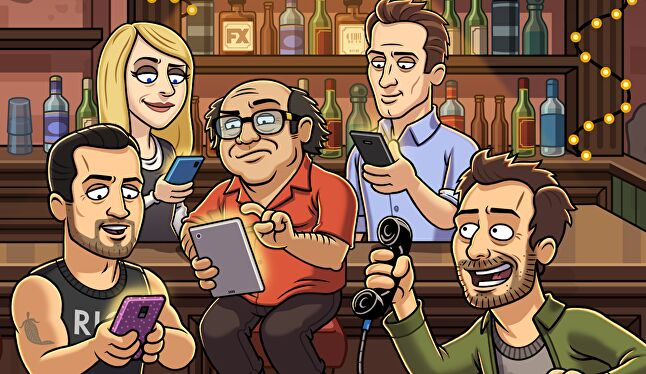 Games include titles like House East acquisition brings the IP culture is always Sunny in Philadelphia