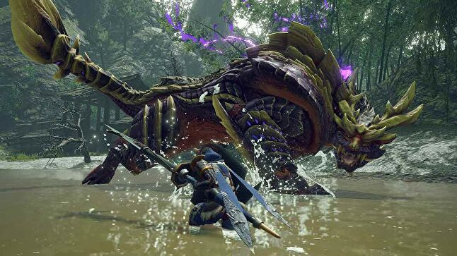 Monster Hunter: Rise is the first major new Switch game in 2021