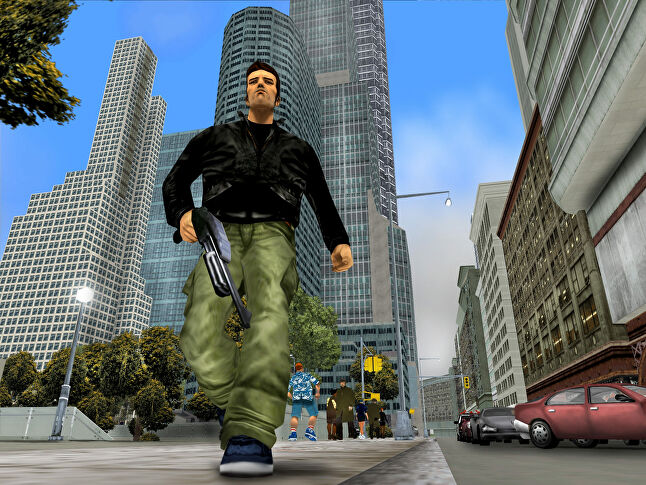 Grand Theft Auto III is one of several games that was pulled from shelves in Australia, with a long line of titles banned from even releasing
