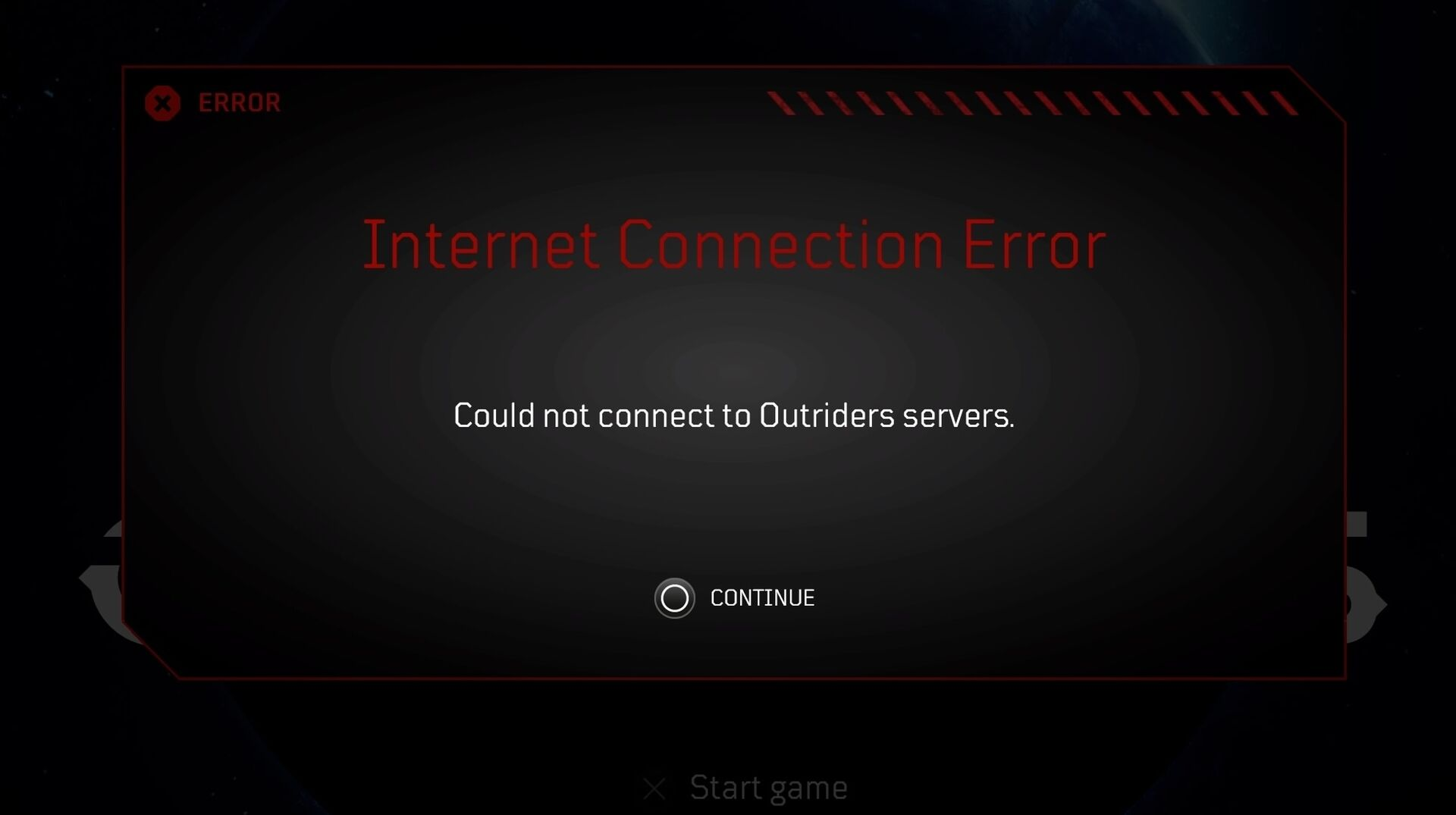 Outriders is suffering login issues on launch day • Eurogamer.net