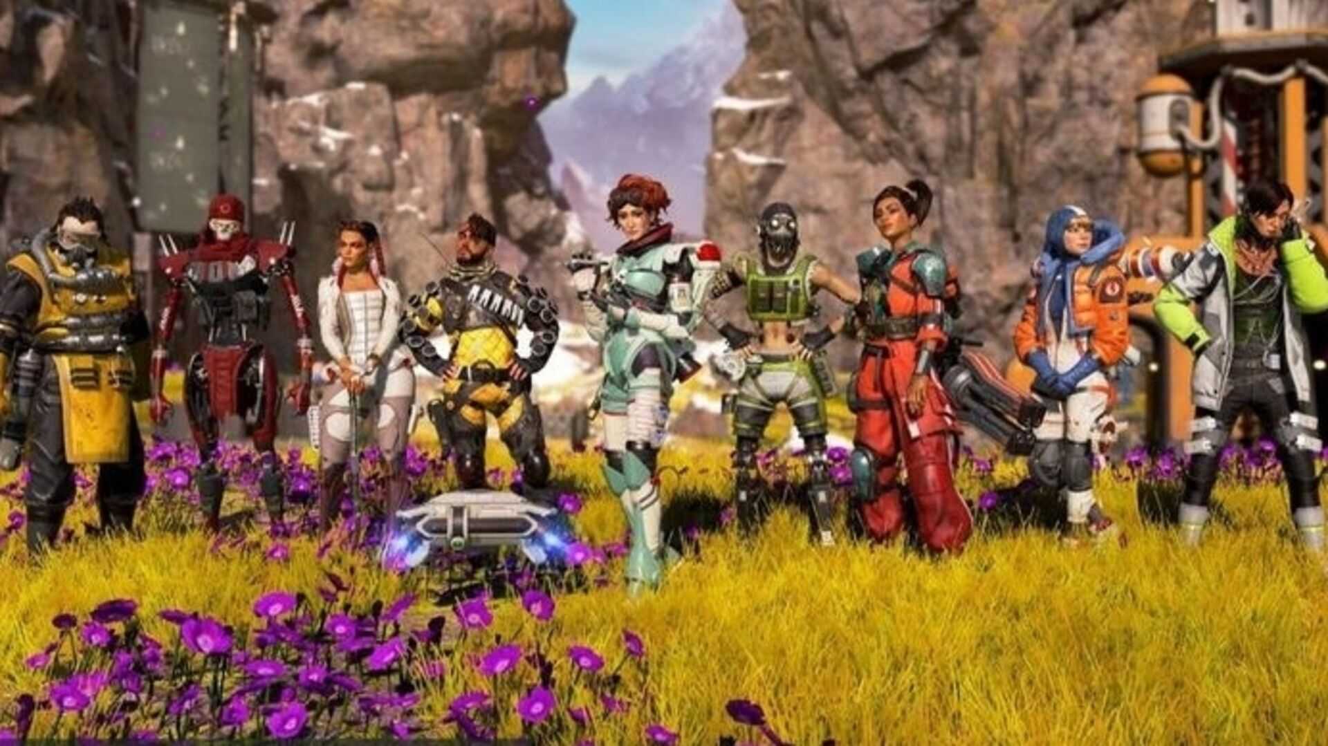 There S A Ton Of Really Cool Titanfall Content Coming To Apex Legends Season 9 Eurogamer Net