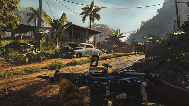 On a project as big as Far Cry 6, the narrative director needs to ensure hundreds of people are all on the same page with regards to the story