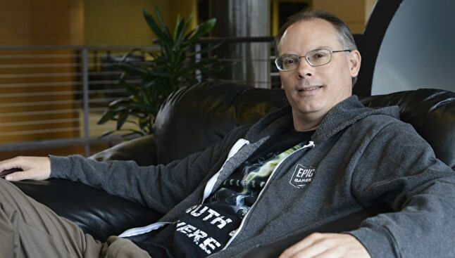 Far from downplaying the money lost through the Epic Games Store so far, CEO Tim Sweeney wore it as a badge of honour