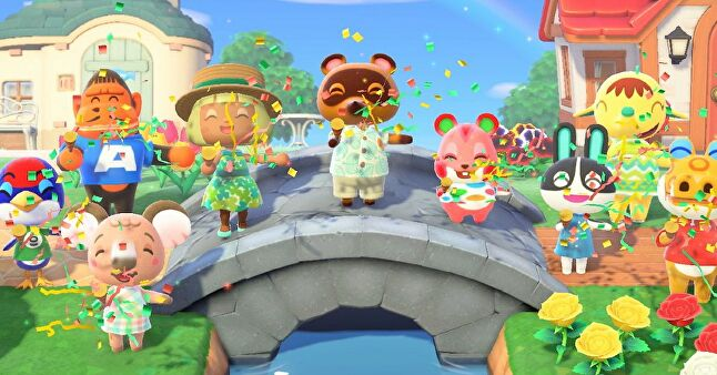 Animal Crossing is a prime example of a video game that can appeal to all ages, and has specifically been designed to do so