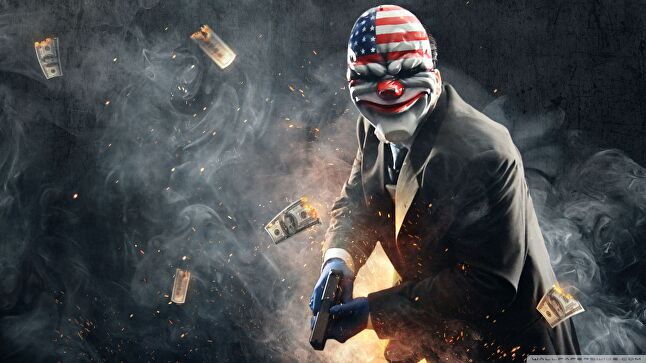 The Payday IP will be central to Starbreeze's efforts going forward, but the studio still hopes to branch out into new franchises