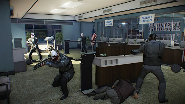 Six years after launch, Starbreeze began making new content for Payday 2 - and it saved the company