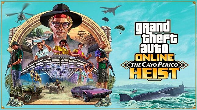 The Cayo Perico Heist is one of a number of games-as-a-service-style updates to GTA Online.