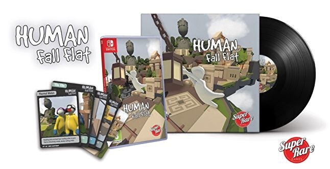 Super Rare's debut release was Human Fall Flat, in March 2018.