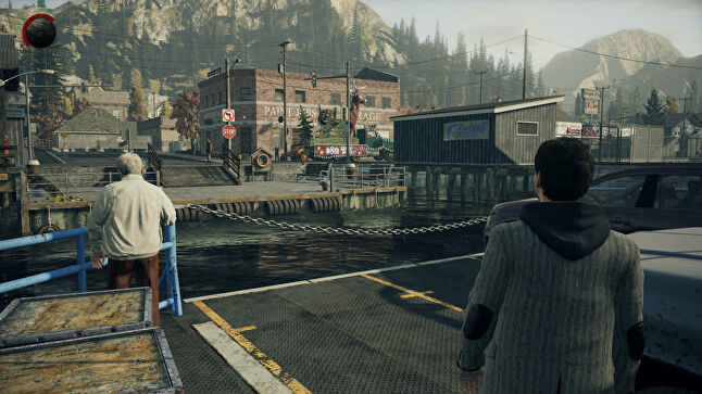 Alan Wake is coming to PlayStation platforms for the first time