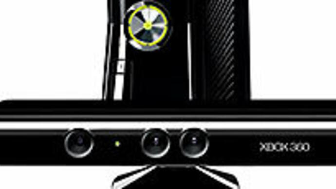 Kinect hardware sales boost is