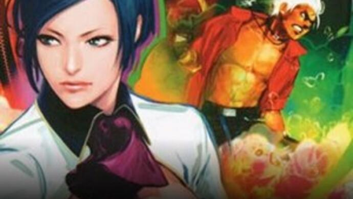 The King of Fighters 2002: UnlimitedMatch
