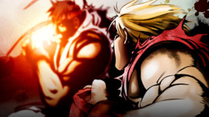 Face-Off: Street Fighter IV