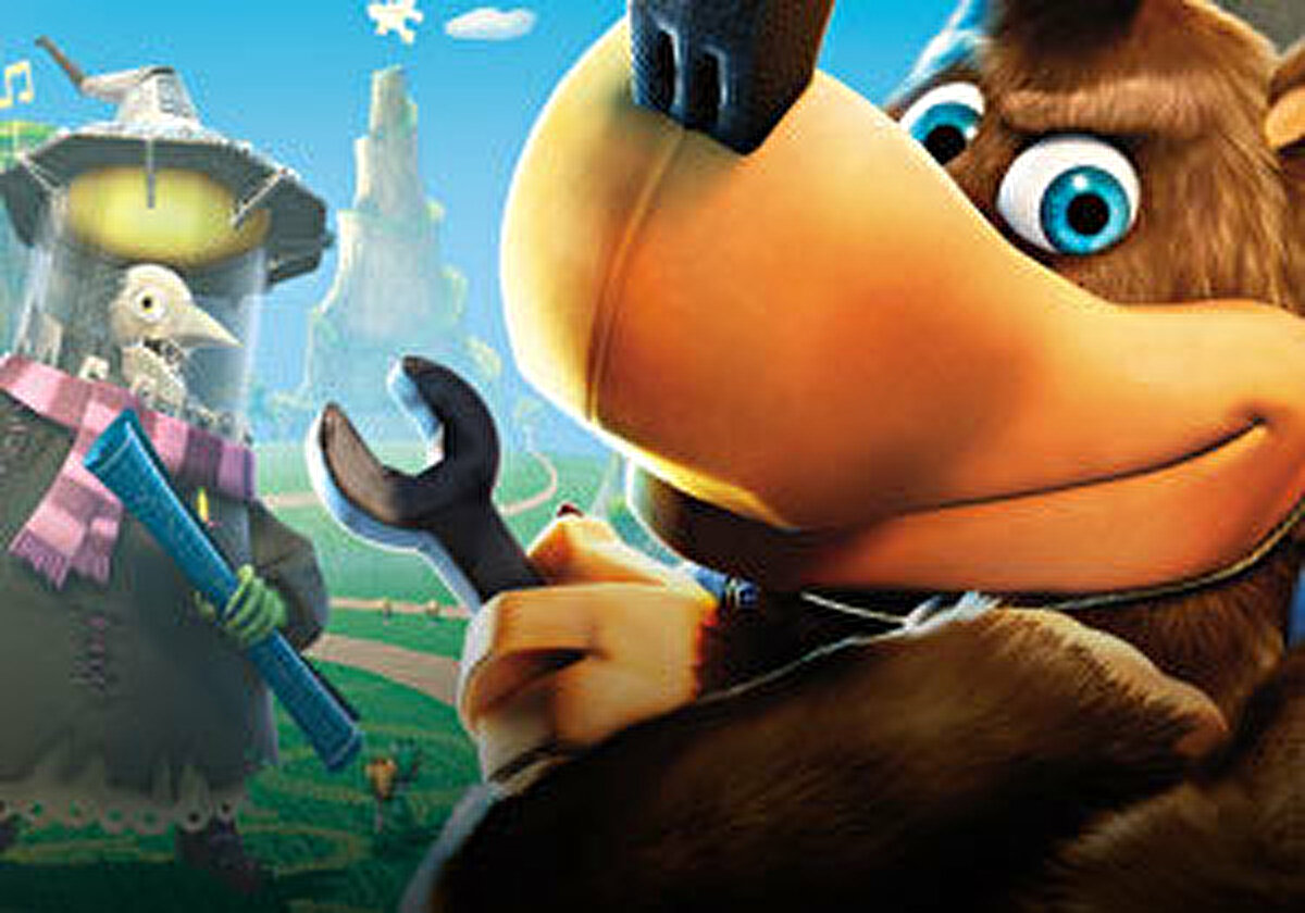 Banjo-Kazooie: Nuts & Bolts - LOG's Lost Challenges