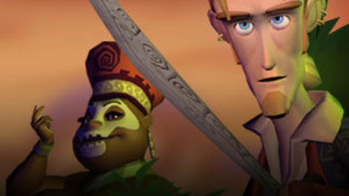 Tales of Monkey Island: The Siege of SpinnerCay