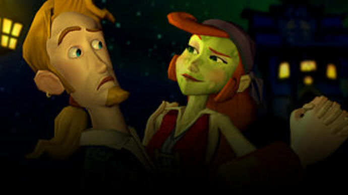 Tales of Monkey Island. Episodio 4: The Trial and Execution of Guybrush Threepwood