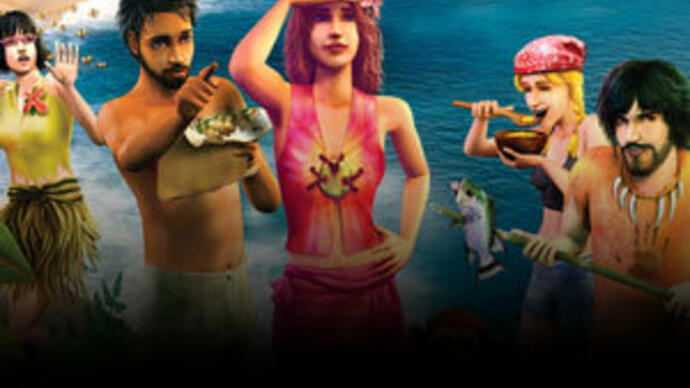 The Sims 2Castaway