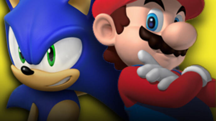 Mario & Sonic at the OlympicGames