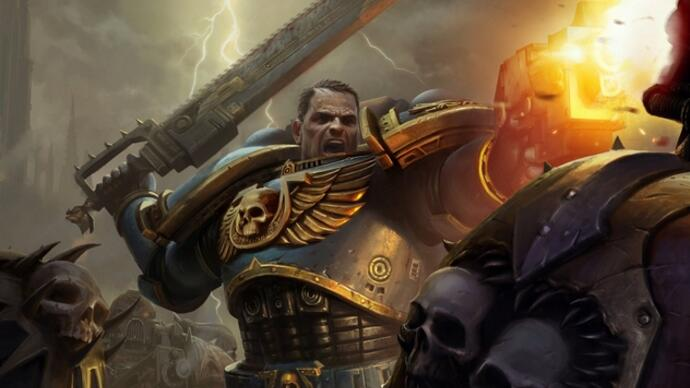 Warhammer 40.000: Space Marine - Gameplay