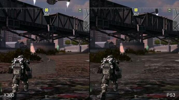 EDF: Insect Armageddon PS3/360 Face-Off Video