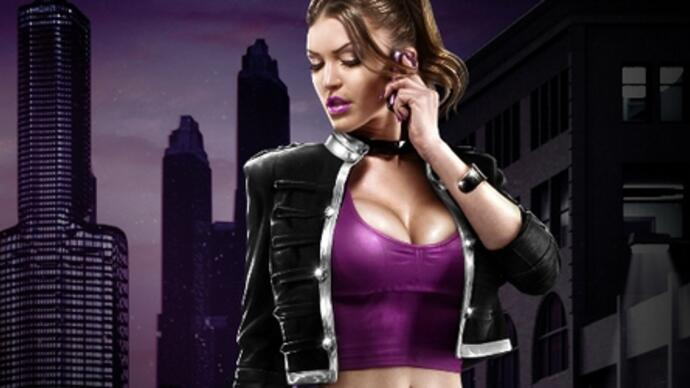 Saints Row: The Third - Gameplay-Video: Freefalling