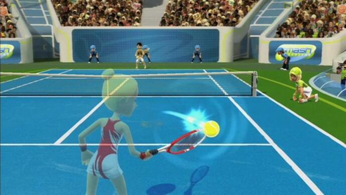 Kinect Sports Season 2 - Trailer Gamescom 2011