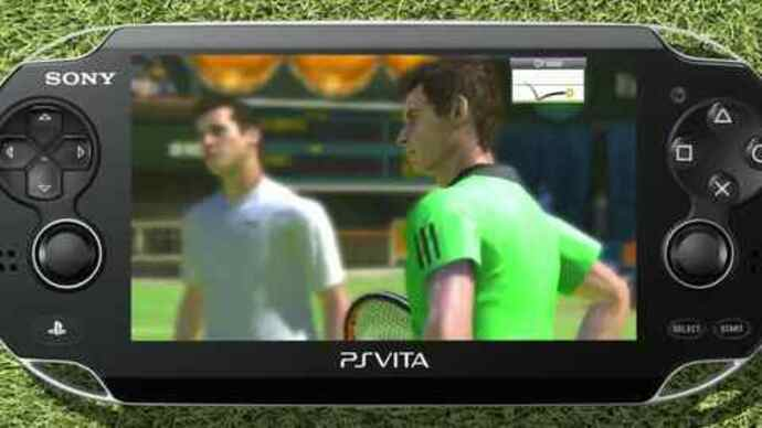 Virtua Tennis 4 on PS Vita trailer