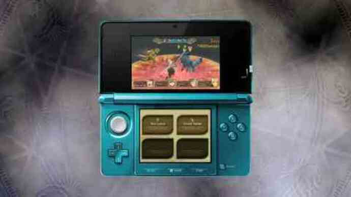 Tales Of The Abyss 3DSgameplay