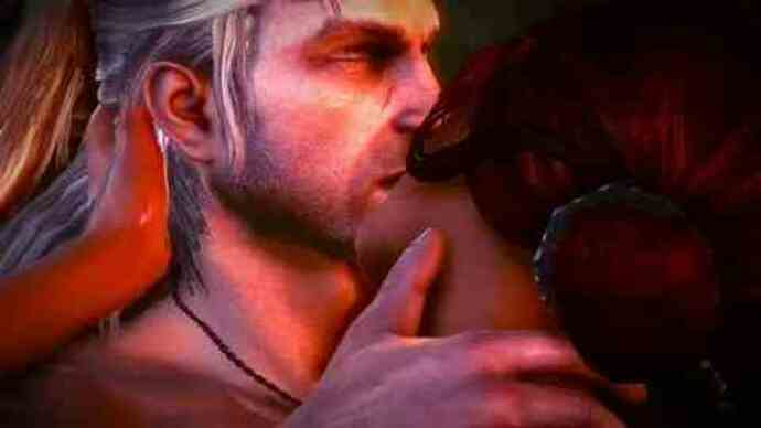 The Witcher 2 on Xbox 360 trailer