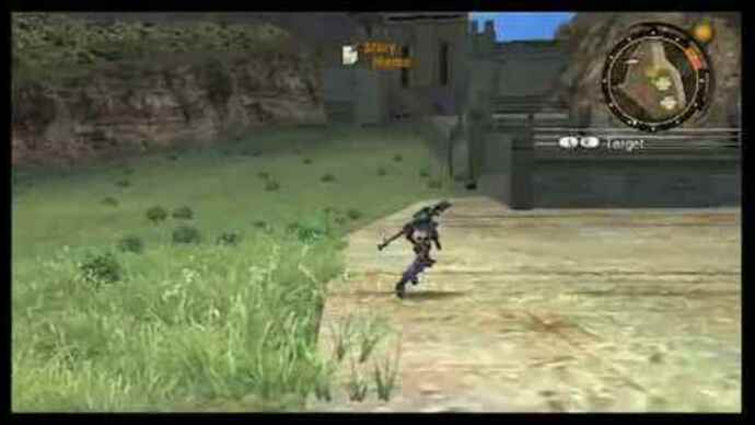 Xenoblade Chronicles gameplay shown