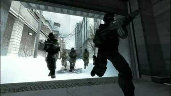 Counter-Strike: Global Offensive - Real trailer