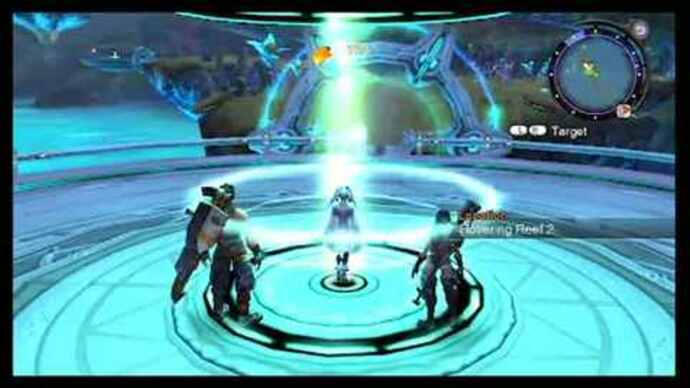 New Xenoblade Chronicles gameplay
